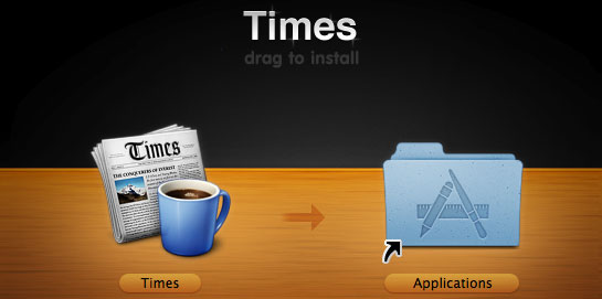 Times RSS reader